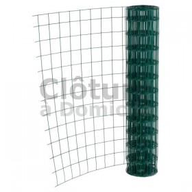 Grillage Jarditor brico - maille 100x100mm - fil de 2,1 mm - Rouleau de 20m