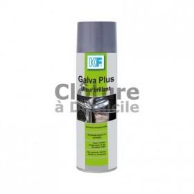 Peinture Anti Corrosion Pour Panneaux Galvanises Couleur Galvanise