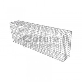 Long Basic - Cage à gabions