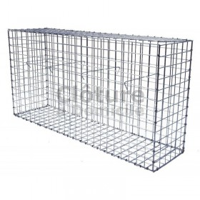 Basic - Cage à gabions - 600x1200x300 mm