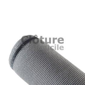 Brise-vue (pare-vue) tricotés - gris perle