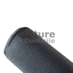 Brise-vue (pare-vue) tricotés - gris anthracite