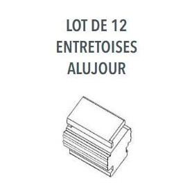 Entretoise Alujour x 12