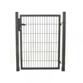portillon pour clôture double-fil