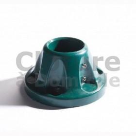 Platine polyamide quickfix - pour fixer votre poteau quickfix