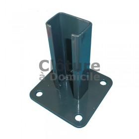 Platine portillon Easy Clip