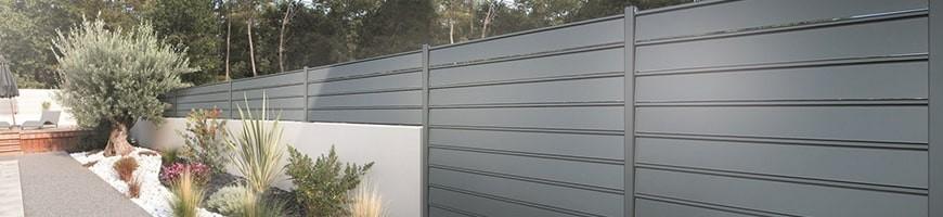 Acheter la clôture alujour par aluclos